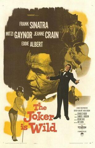 File:1957 - The Joker is Wild Movie Poster.jpg