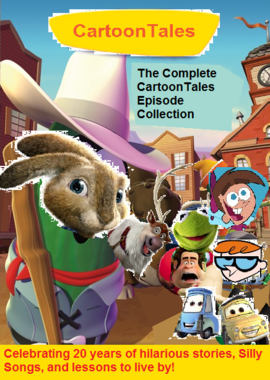 CartoonTales The Complete CartoonTales Episode Collection