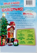 Cartoontales Christmas classics dvd back cover