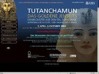 Screenshot Tutanchamun Basel 2005 500