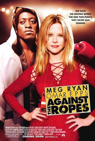 File:2004 - Against the Ropes Movie Poster -1.jpg