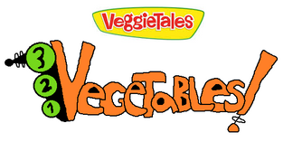 Veggietales 3-2-1 vegetables logo