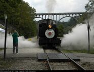 2012-07-15 - Steam Excursion on the Oil Creek & Titusville
