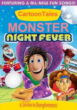 Cartoontale monster night fever