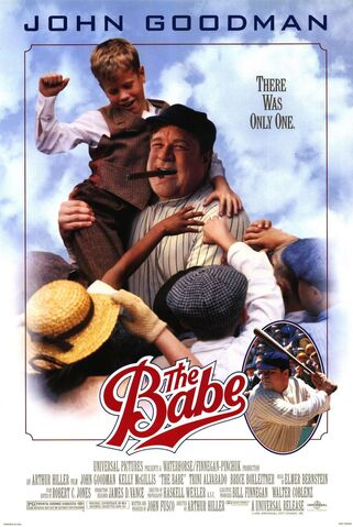 File:1992 - The Babe Movie Poster.jpg