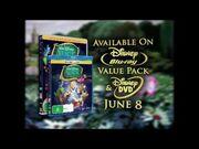 Alice in Wonderland 60th Anniversary Edition Australian Trailer