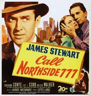 1948 - Call Northside 777 Movie Poster -3