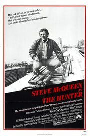 1980 - The Hunter Movie Poster