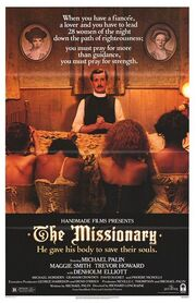 1982 - The Missionary Movie Poster