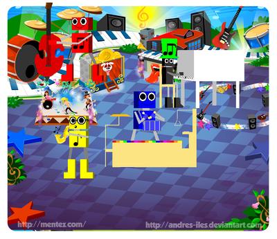 The Musicians Robot Jamers