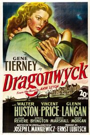 1946 - Dragonwyck Movie Poster