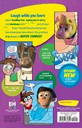 Cartoon super comics vol. 2 back cover