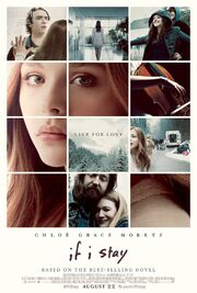 2014 - If I Stay Movie Poster