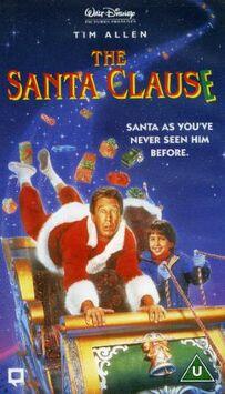 The santa clause uk vhs