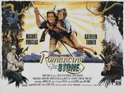 1984 - Romancing the Stone Movie Poster -2