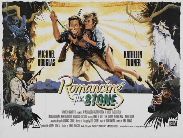 File:1984 - Romancing the Stone Movie Poster -2.jpg