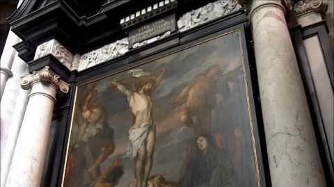 Saint Rumbold's Cathedral in Mechelen, Flanders