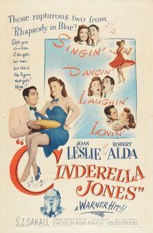 Cinderella Jones (1946) Movie Poster