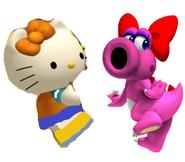 Mimmy and Birdo