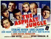 1950 - The Asphalt Jungle Movie Poster
