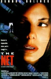1995 - The Net Movie Poster