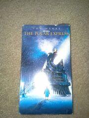 Polar Express VHS