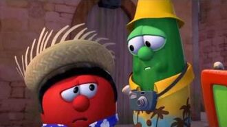 VeggieTales Celery Night Fever Previews