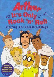 Arthur its only rock n roll dvd