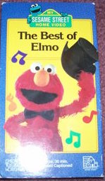 The Best of Elmo 1994 VHS