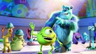 If I Didn't Have You small ''(Monsters, Inc.)'' small as Easy Going Day small ''(Follow That Bird)'' small