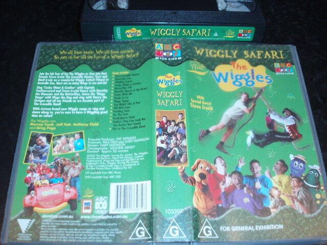 File:The Wiggles Wiggly Safari Australian VHS.jpeg