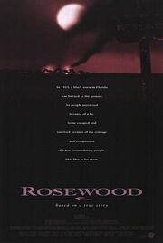 1997 - Rosewood Movie Poster