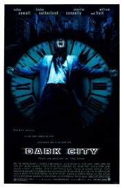 1998 - Dark City Movie Poster