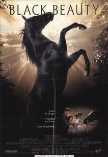 Black Beauty (1994) Poster