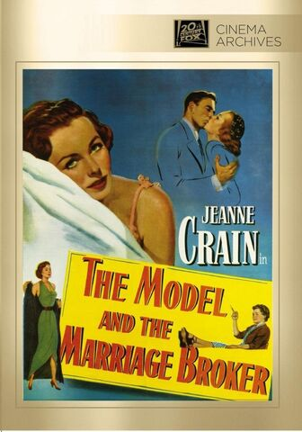 File:1951 - The Model and the Marriage Broker DVD Cover (2013 Fox Cinema Archives).jpg