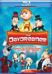 The daydreamer blu ray cover