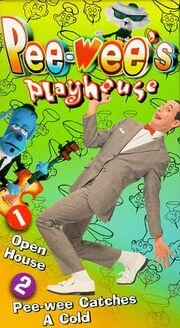 Pee-Wee's Playhouse Volume 1