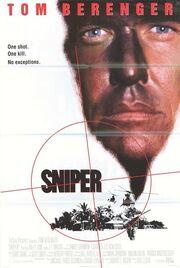 1993 - Sniper Movie Poster