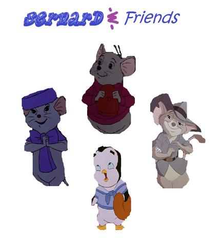 File:Bernard and Friends (Barney) tv poster.png