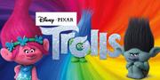 Disney Pixar Trolls, Fanmade Logo