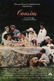 1989 - Cousins Movie Poster