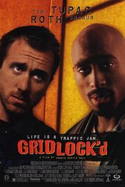 1997 - Gridlock'd Movie Poster