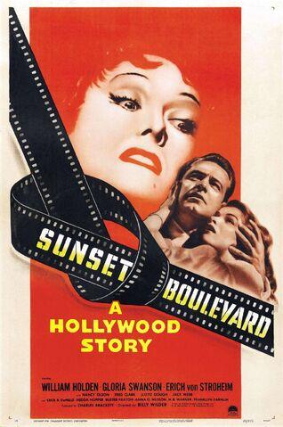 File:1950 - Sunset Boulevard Movie Poster.jpg
