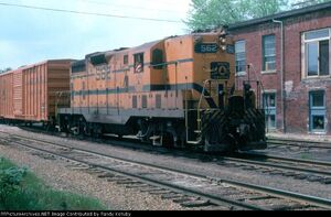 Pan Am Railways - Clops V - 1145PM-Drunk and Disorderly MEC62
