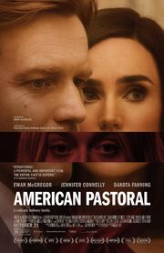 2016 - American Pastoral Movie Poster