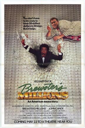 1985 - Brewster's Millions