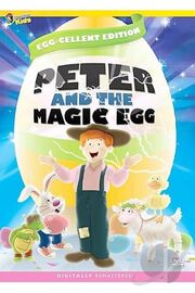 Peter and the magic egg dvd