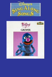 The Best of Grover Cover