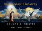 Columbia-Tristar Home Entertainment Logo (Coming Soon to Theaters Variant)