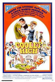 1975 - Cooley High Movie Poster
